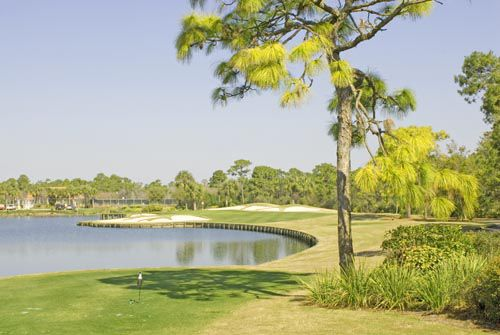 The 8th at Regatta Bay