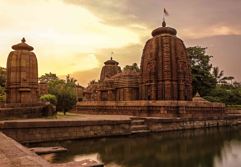 Templo Mukteshwar, Bhubaneshwar