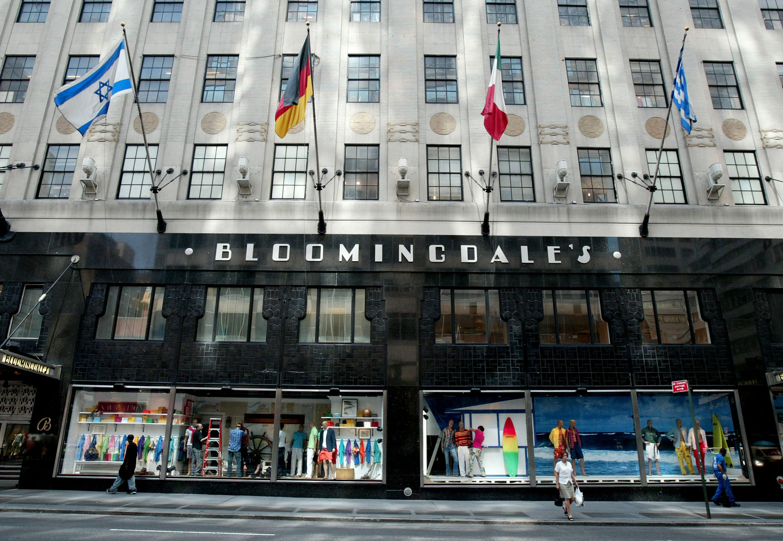 Bloomingdale's in New York City