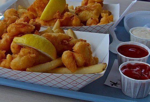 A Cleveland Lenten fish fry
