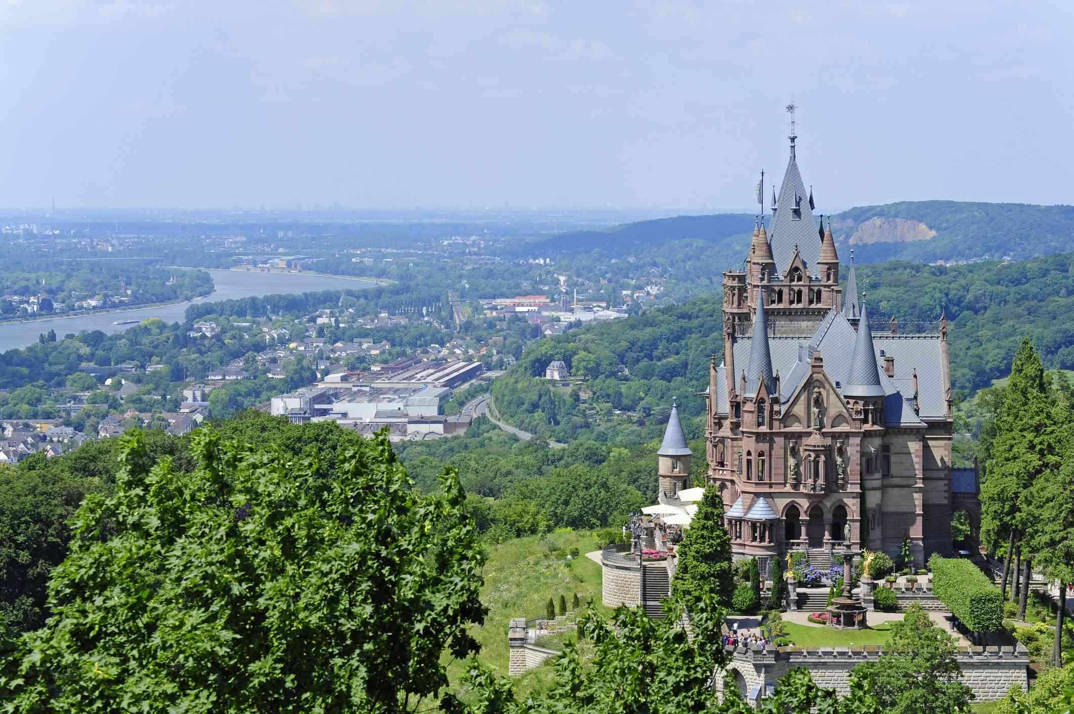Drachenburg Castle