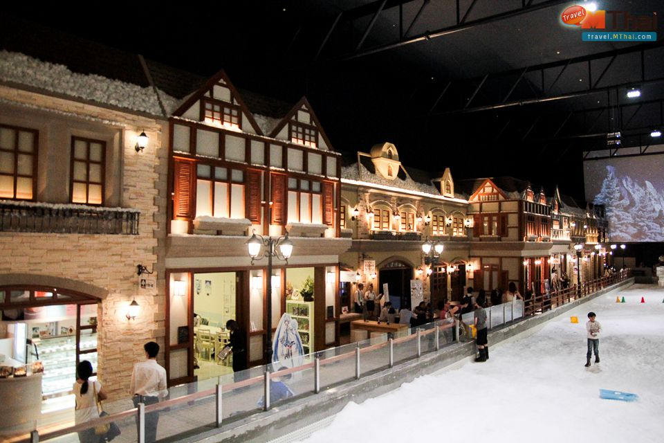 Snow Town Bangkok