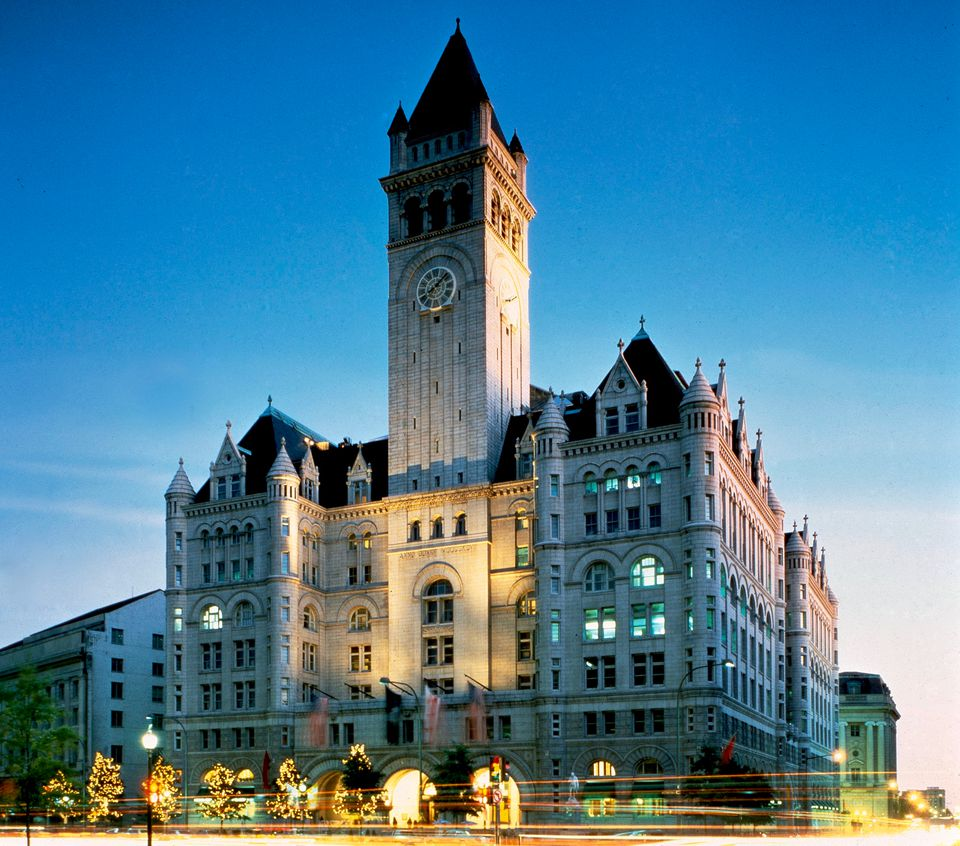 Trump Hotel Washington D C