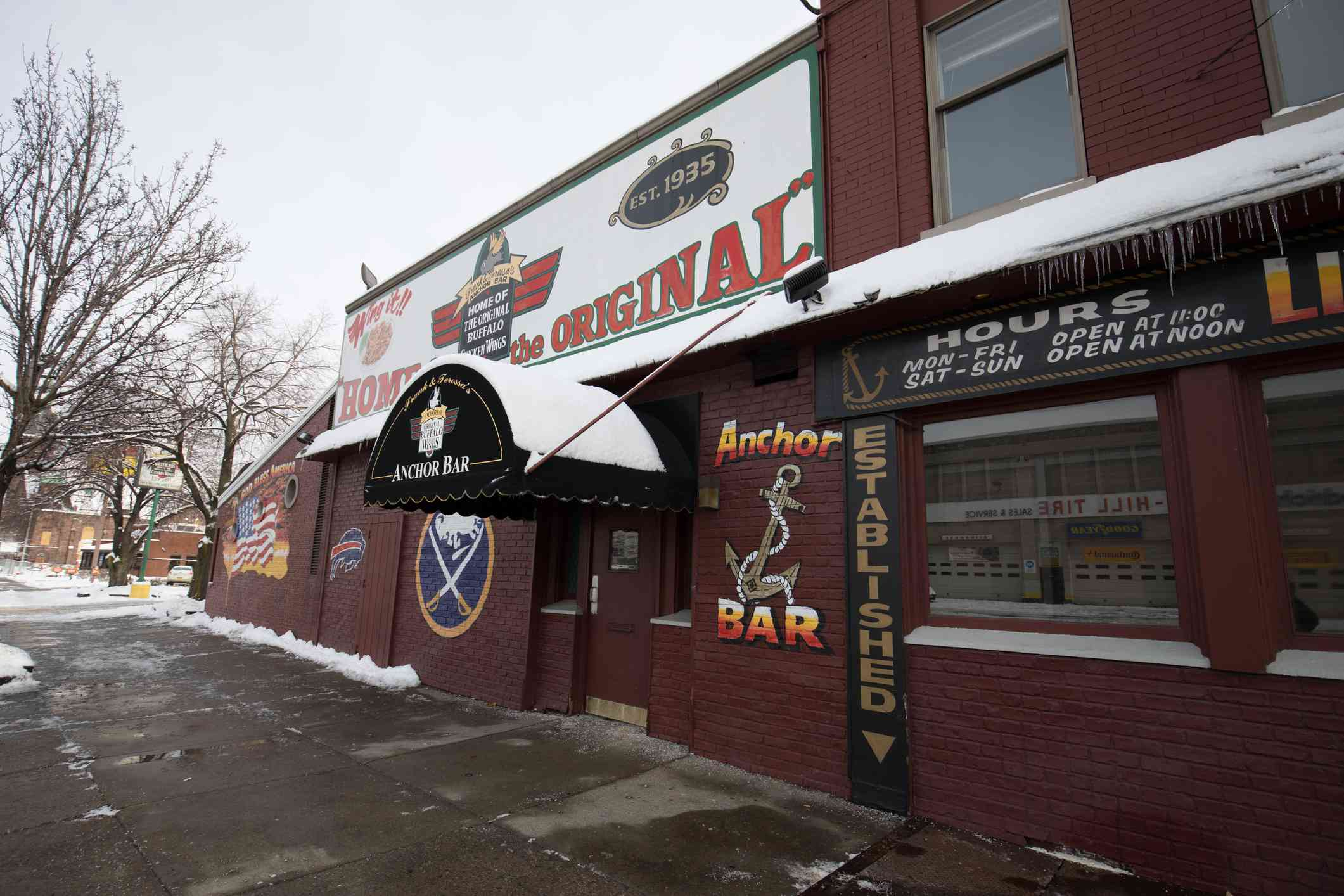 Anchor Bar, Buffalo