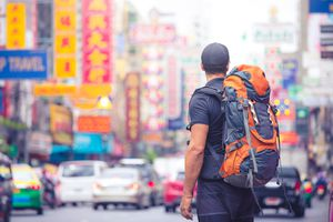 Traveling through Thailand as a backpacker