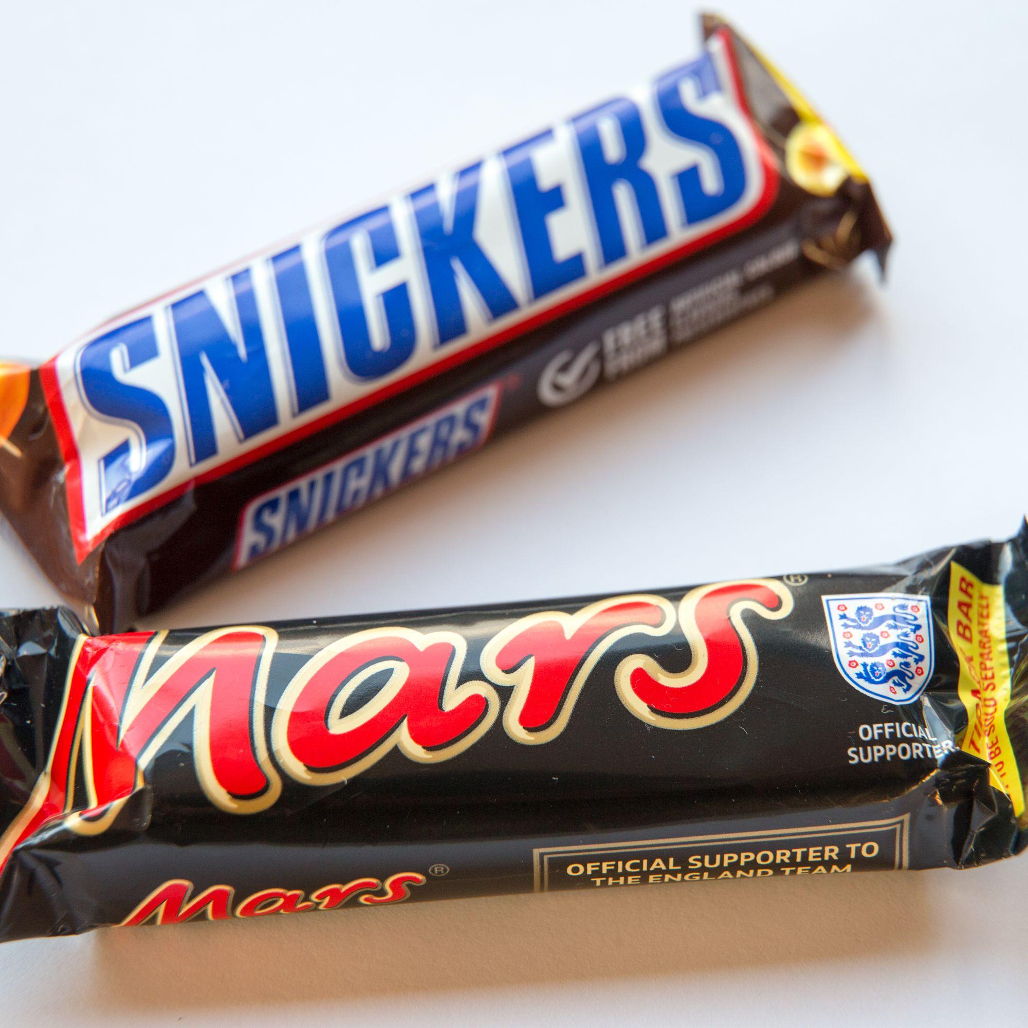 Uk Vs Us Chocolate Bars
