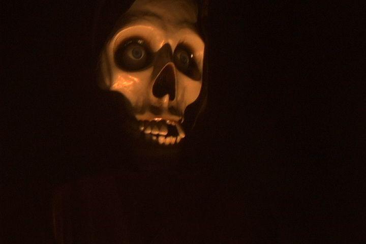 Grim Reaper at Cox Farms