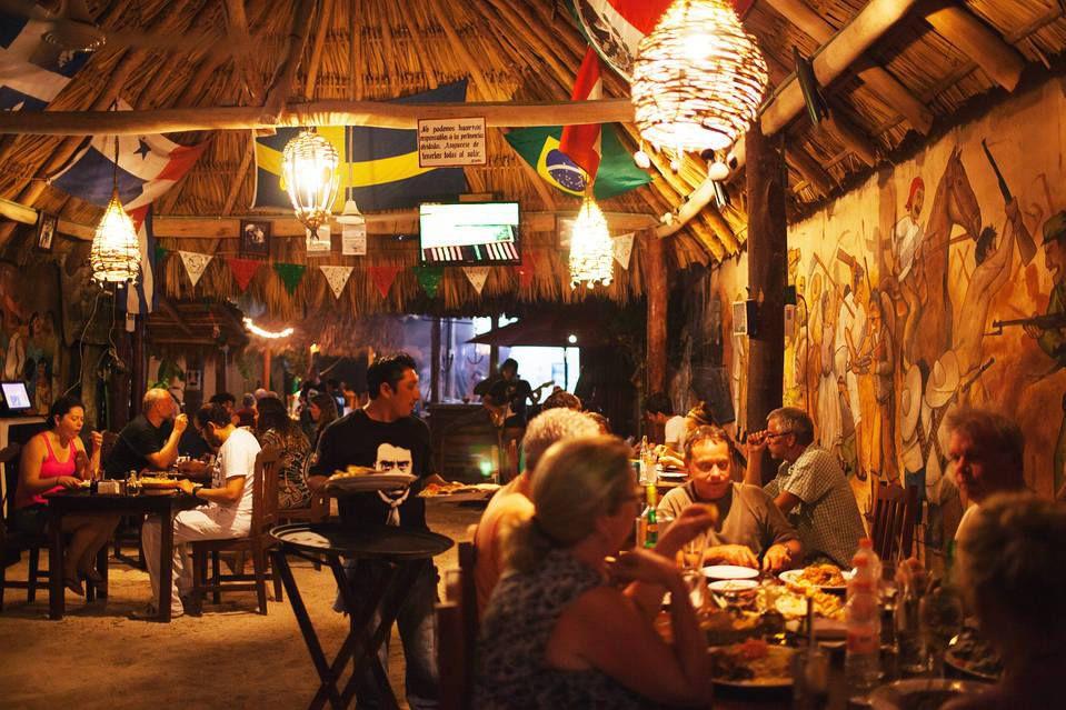 Viva Zapata Restaurant, Holbox