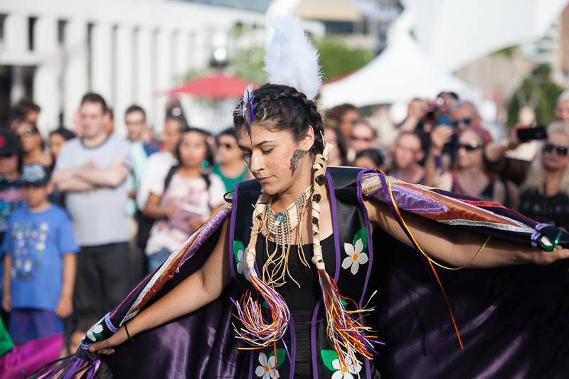 Free things to do in Montreal August 2017 include the Montreal First Peoples Festival.