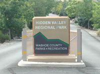 Hidden Valley Regional Park, Reno, Nevada