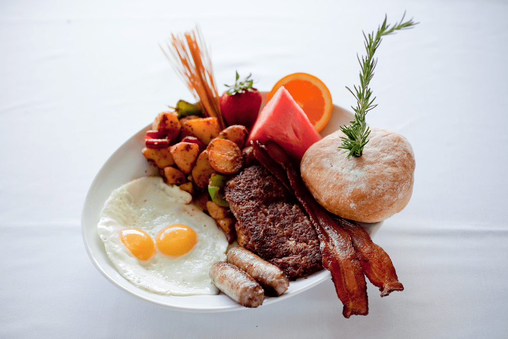 Eagle Cafe Breakfast
