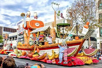 How to Watch the Rose Parade the Cheap and Easy Way