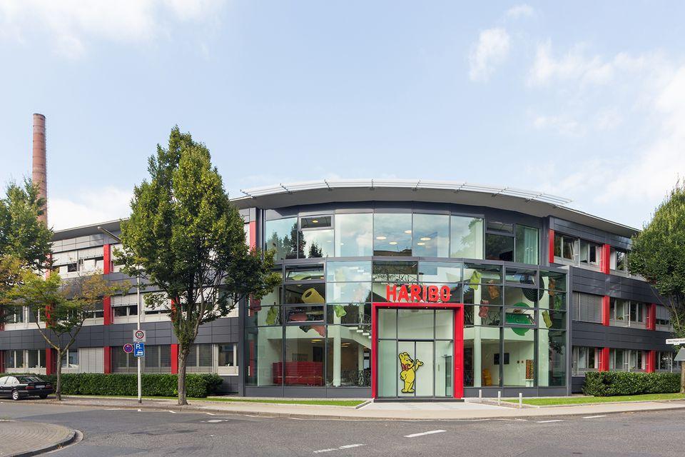 Haribo Bonn Besichtigung