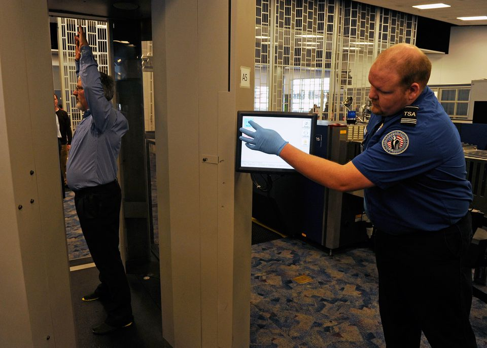 The body scanner is not the only option available to travelers. Instead, travelers can also opt for a pat down, or sign up for TSA Precheck.