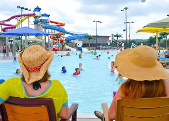 Water Parks And Amusement Parks In West Virginia