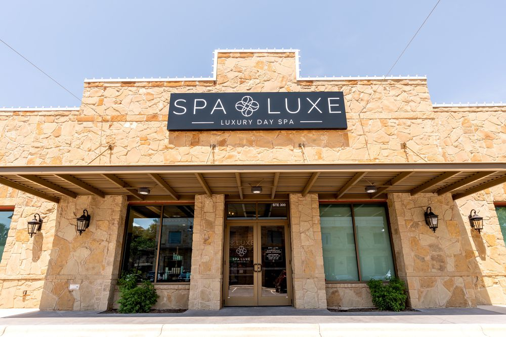 Spa Luxe, Georgetown, TX