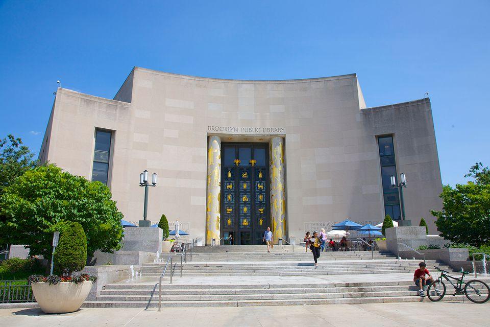 Brooklyn Public Library Ny