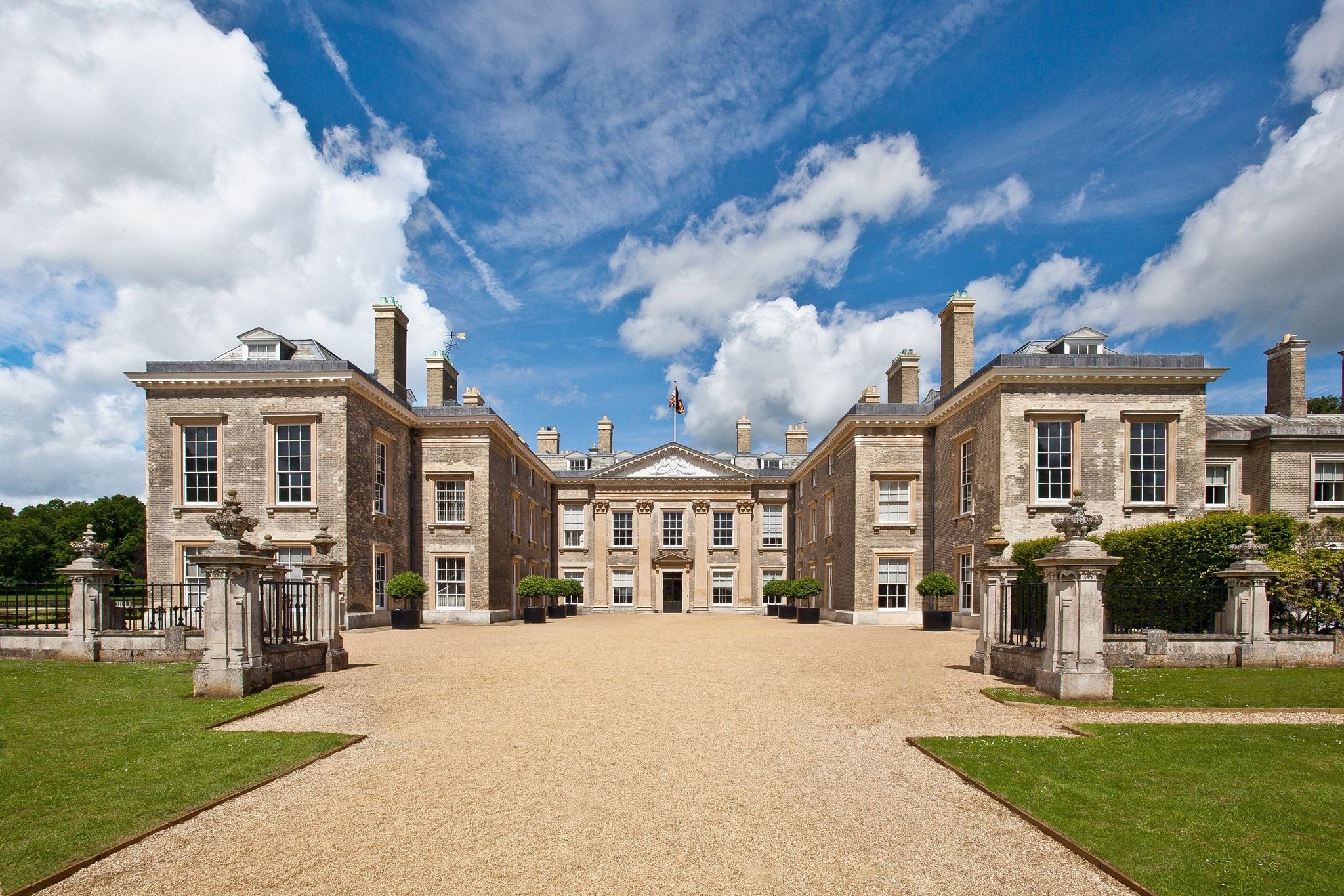 Princess Diana's Childhood Home in Althorp