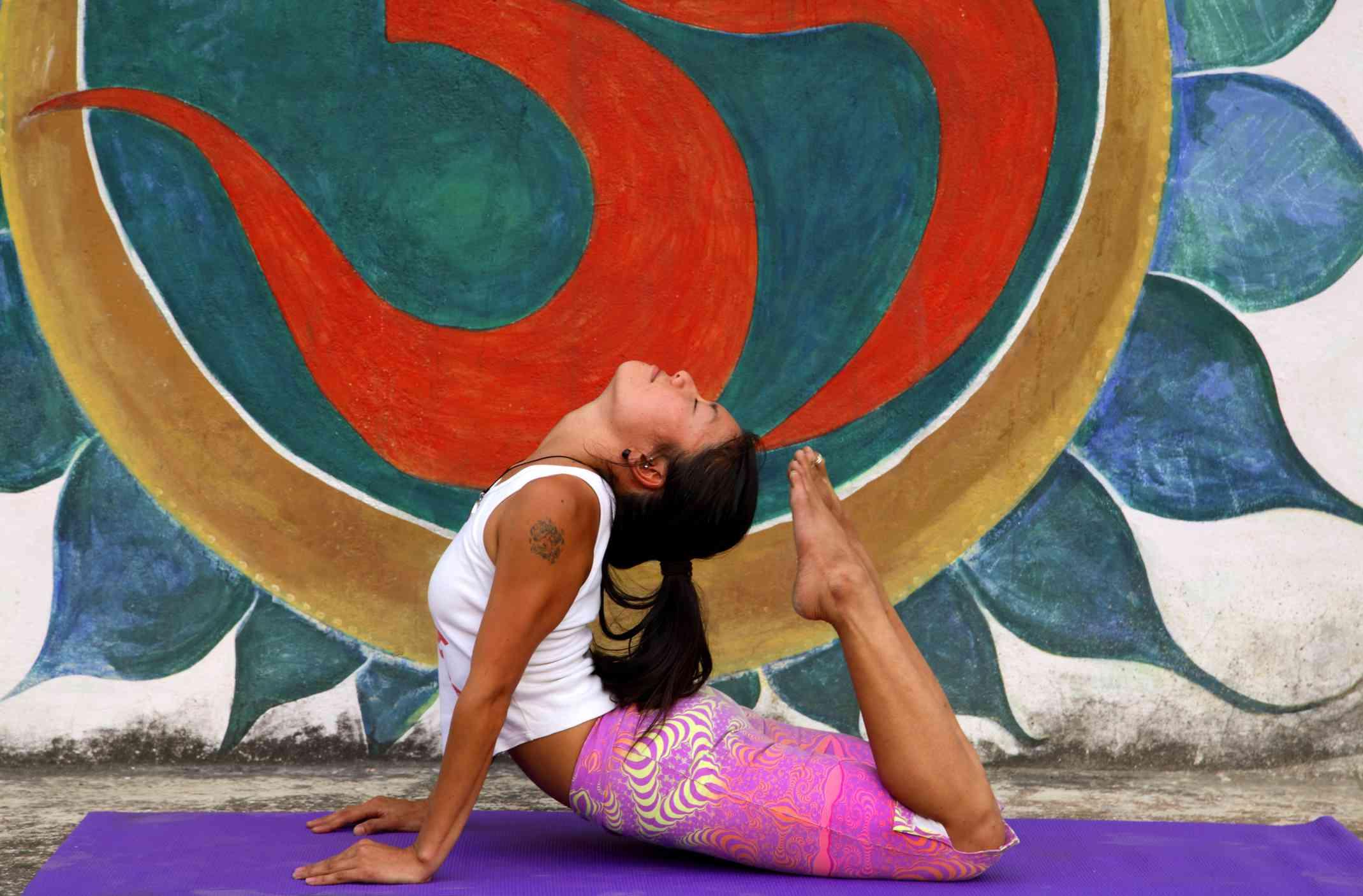 Yoga en la India