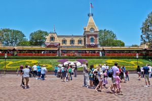 We're Going to Disneyland!