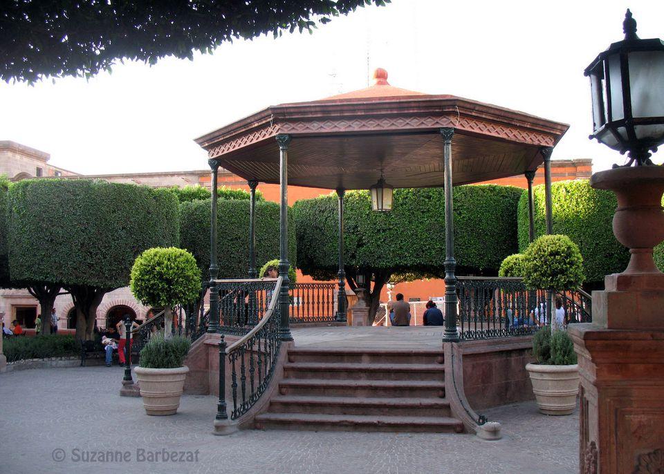 Jardin Principal San Miguel de Allende