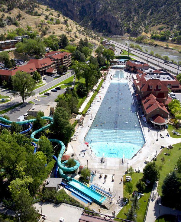Photo courtesy of Glenwood Springs Chamber Resort Association.