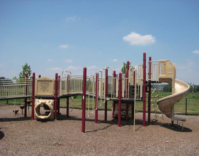 Parque infantil Copley Road, Akron Ohio