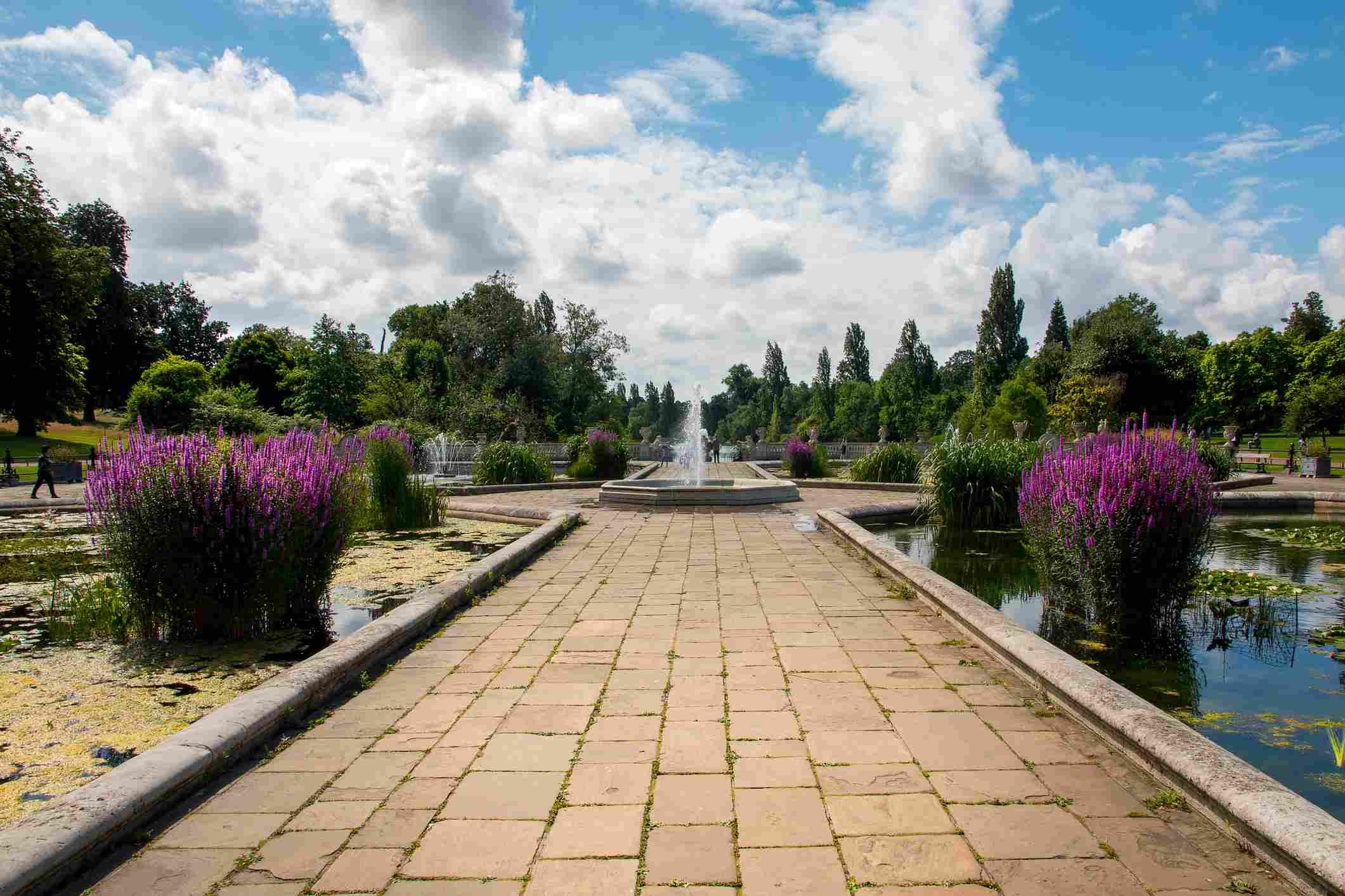 Kensington Italian Garden