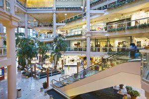 The Gallery at Harborplace shopping mall in Baltimore