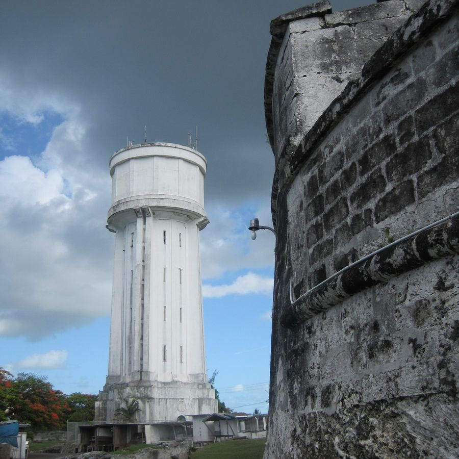Fort Fincastle and Nassau Water Tower