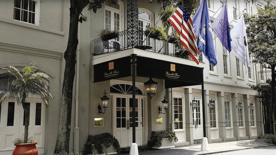 Best Location Bienville House Hotel