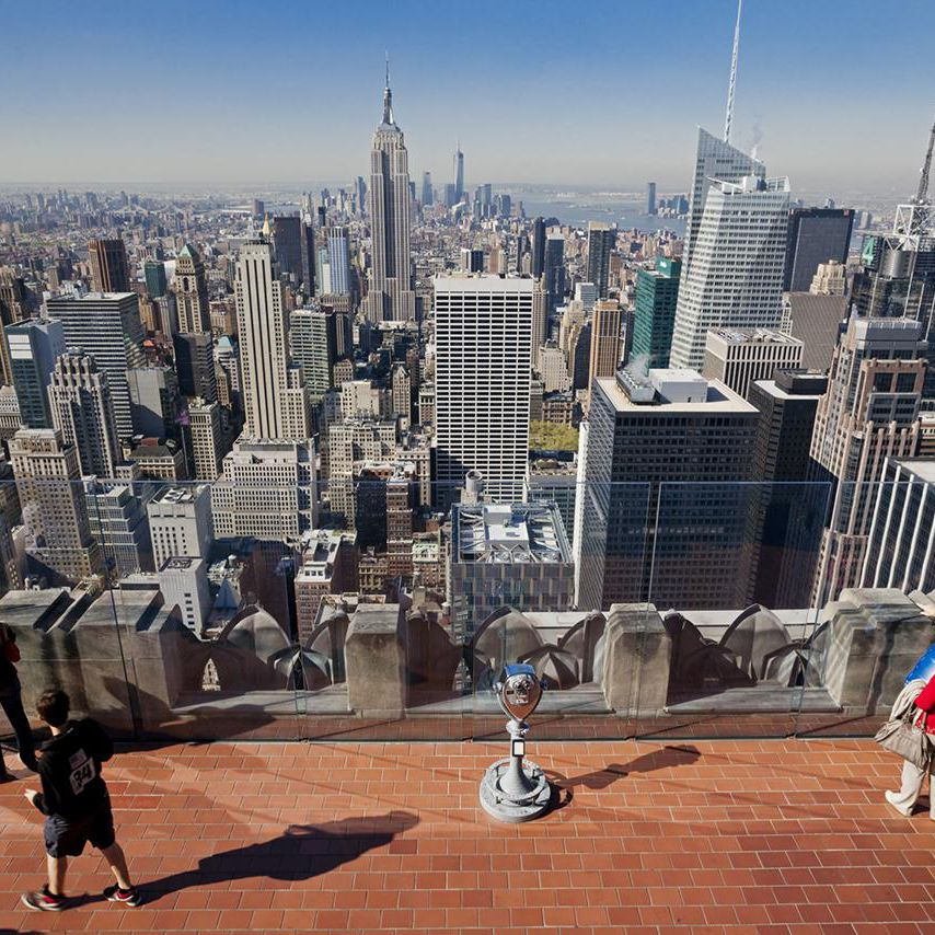 New York on a Budget - Sights