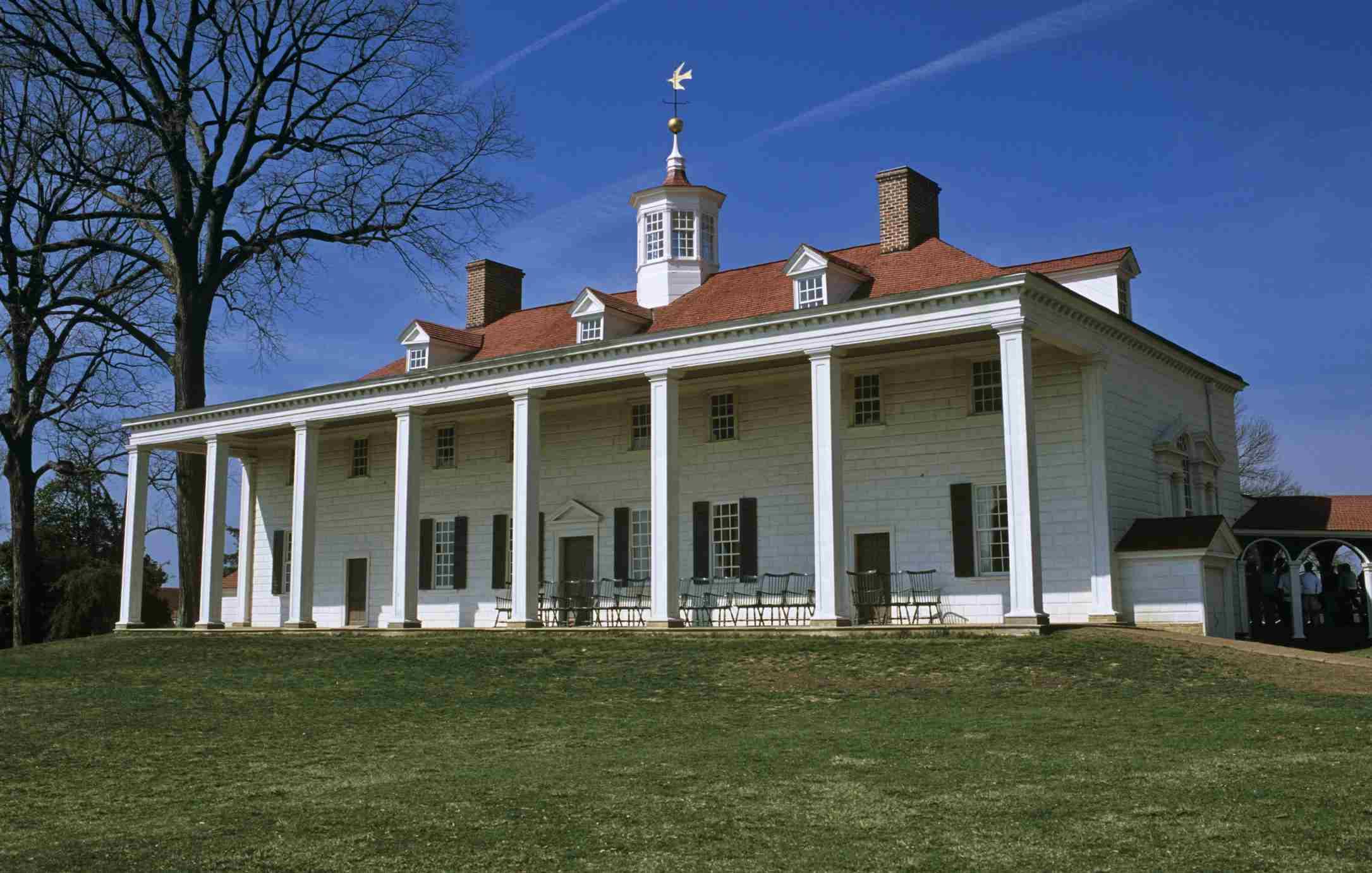 Mount Vernon, Virginia, USA