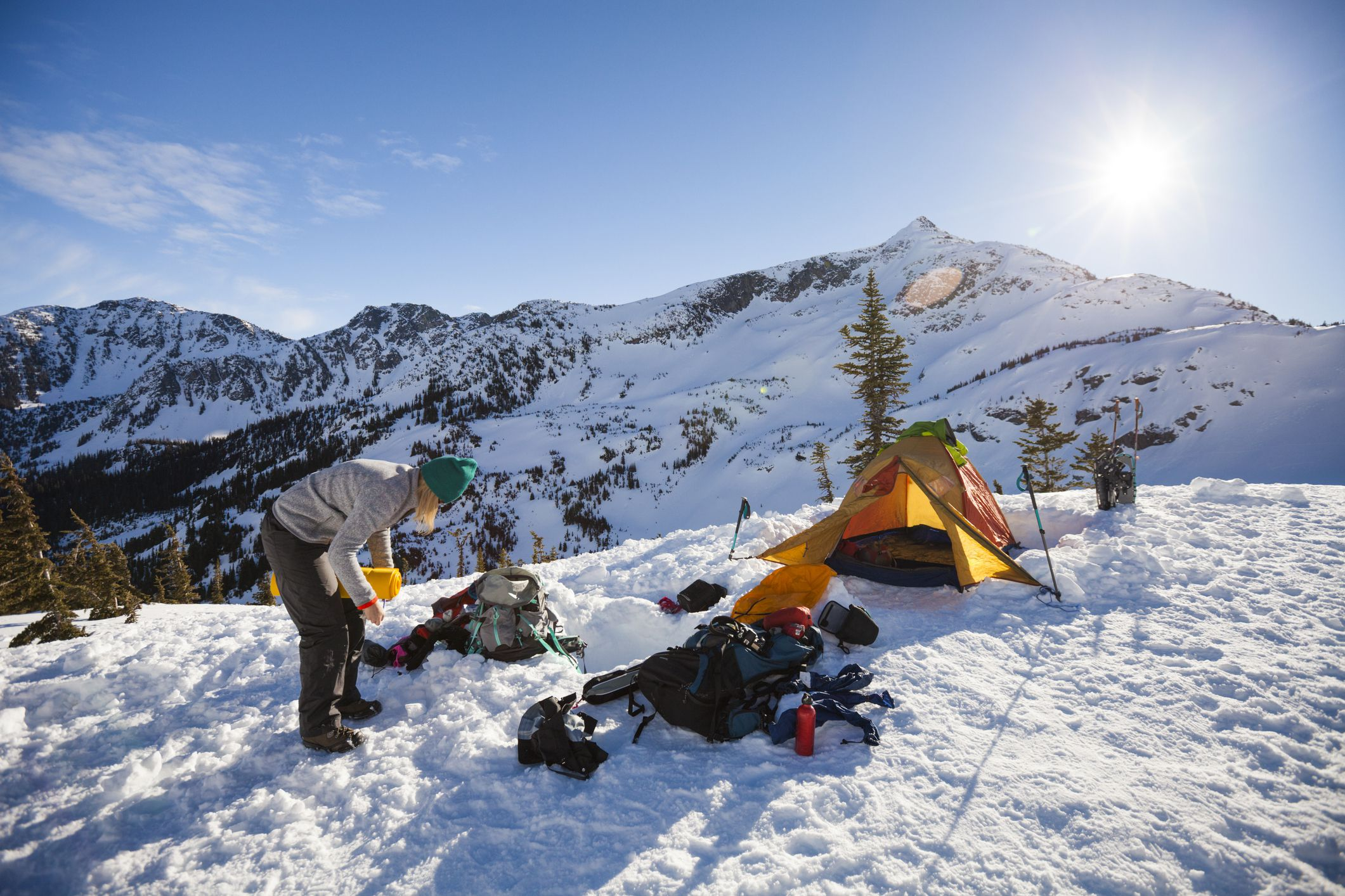 9 Important Tips for Winter Camping