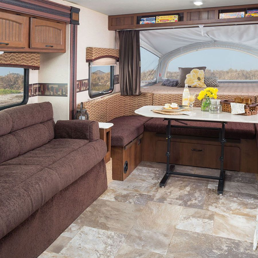 Your Guide to Expandable Travel Trailers