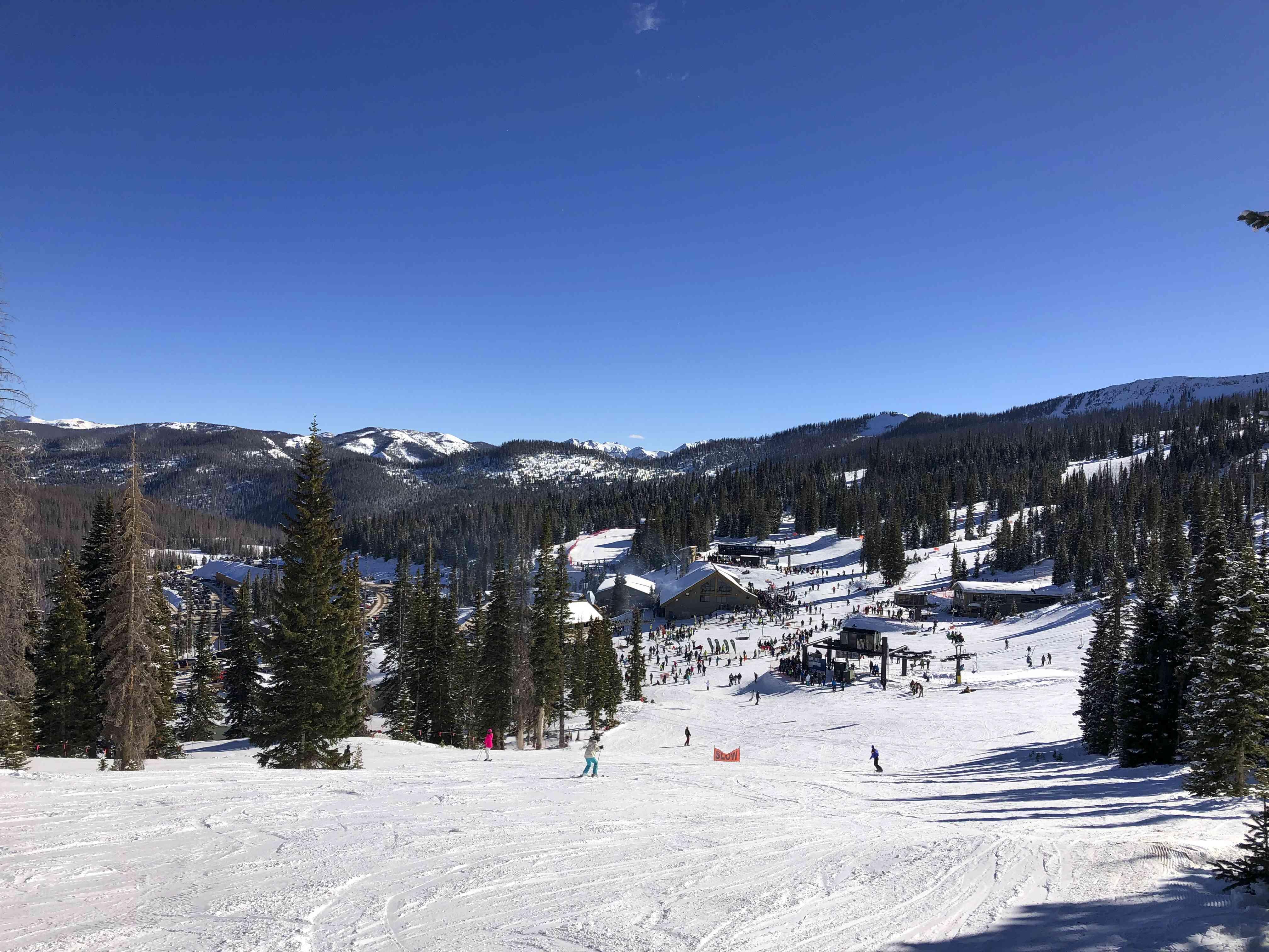 Wolf Creek Ski Area