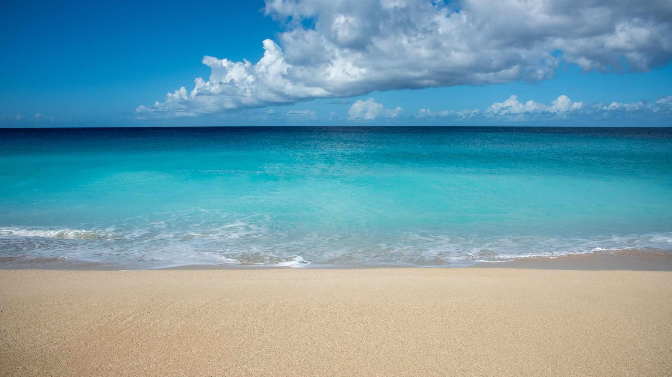 Sandy Point Beach, St. Croix