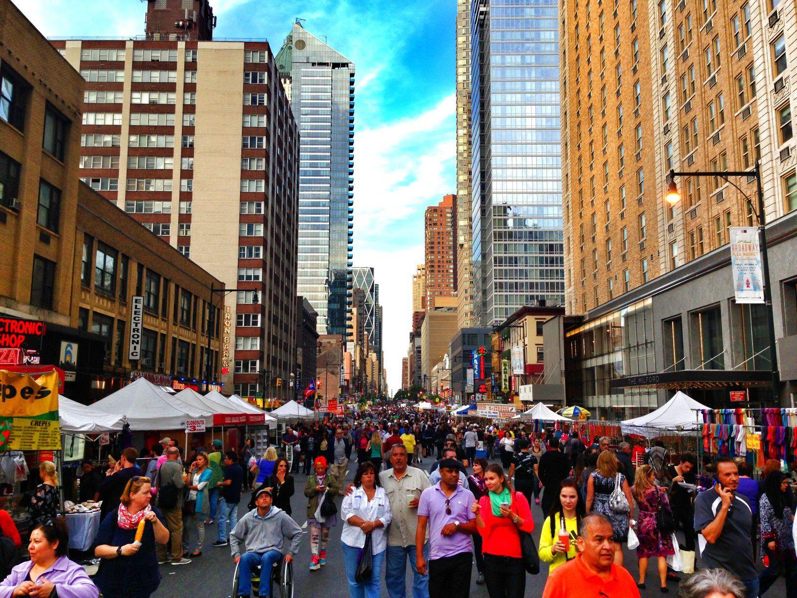 Upper West Side Street Fair 2020.New York Street Fair Contact Information