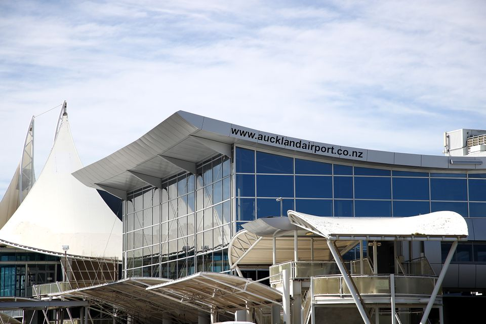 General Views Of Auckland Airport