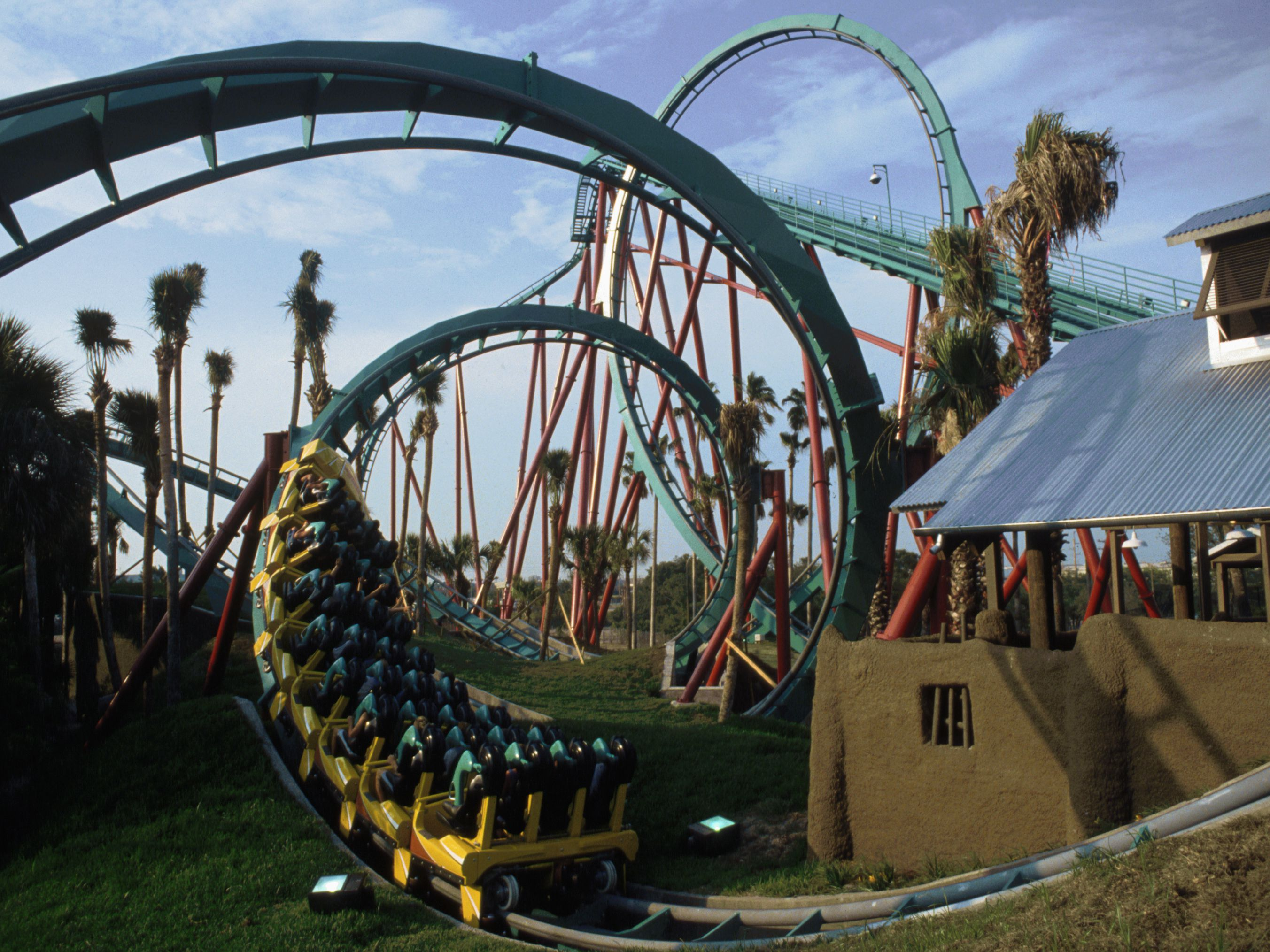 Busch Gardens Tampa Great Theme Park And Zoo