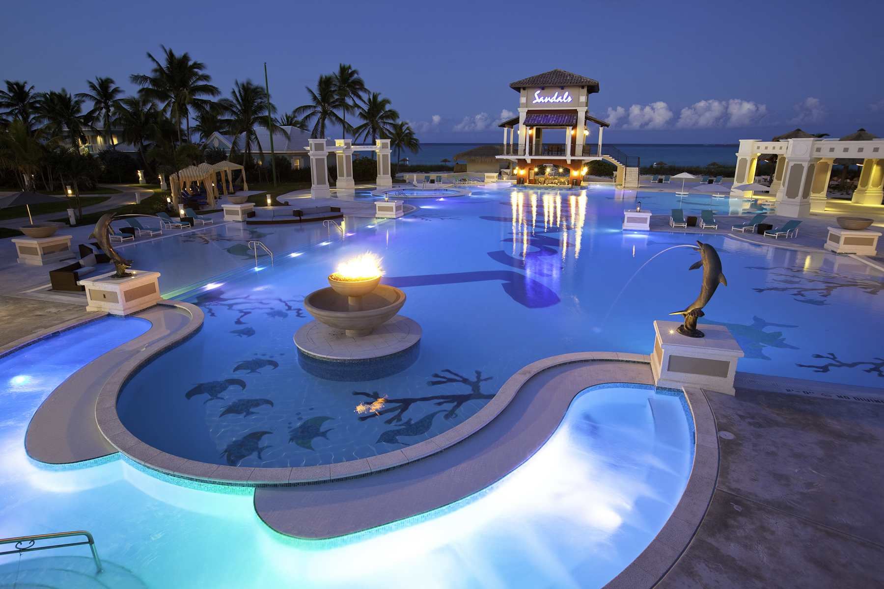 AllInclusive Hotels and Resorts on the Bahamas Islands