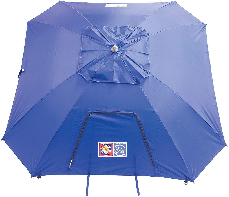 Rio Brands Total Sun Block Beach Umbrella