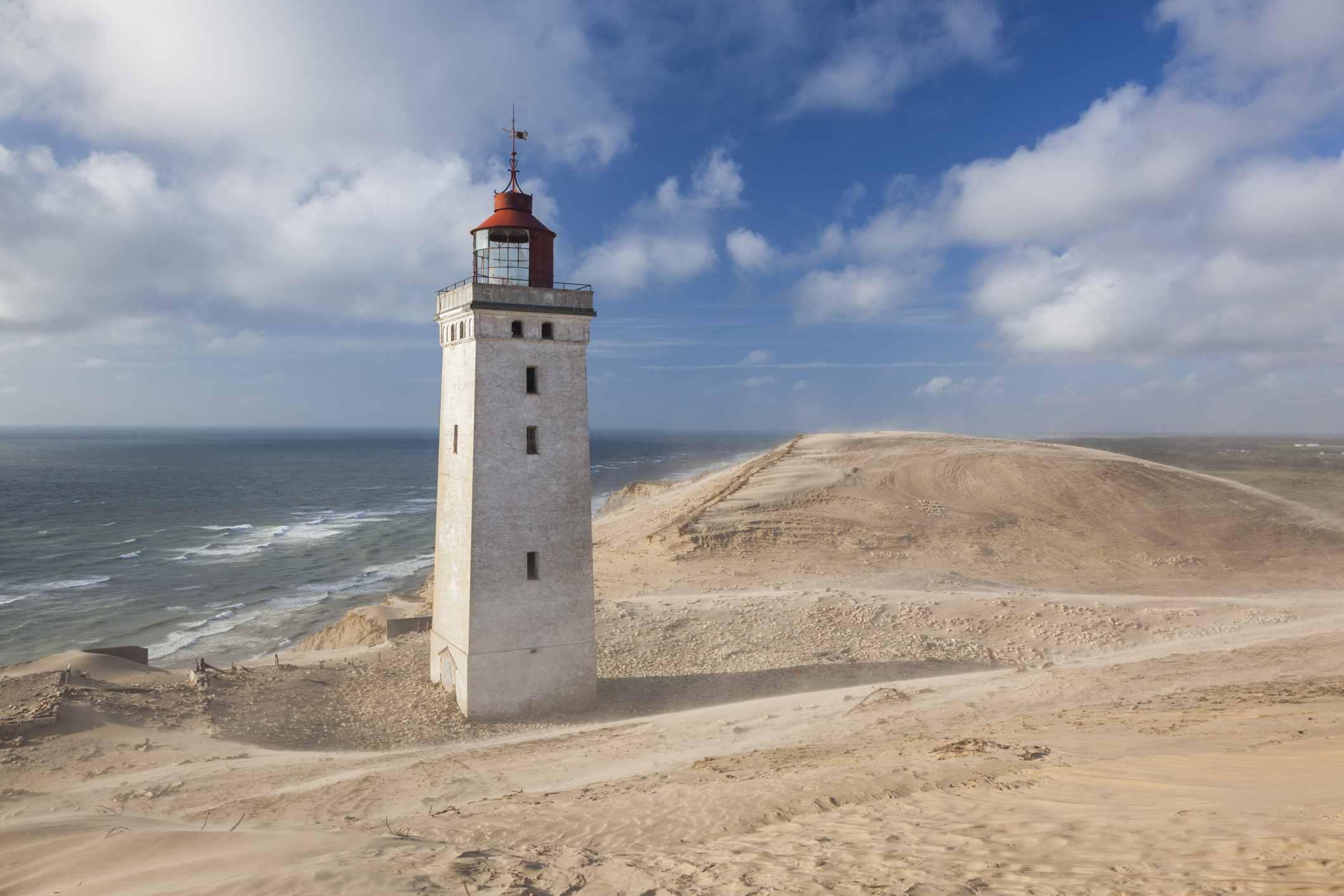 Rudbjerg Knude Lighthouse