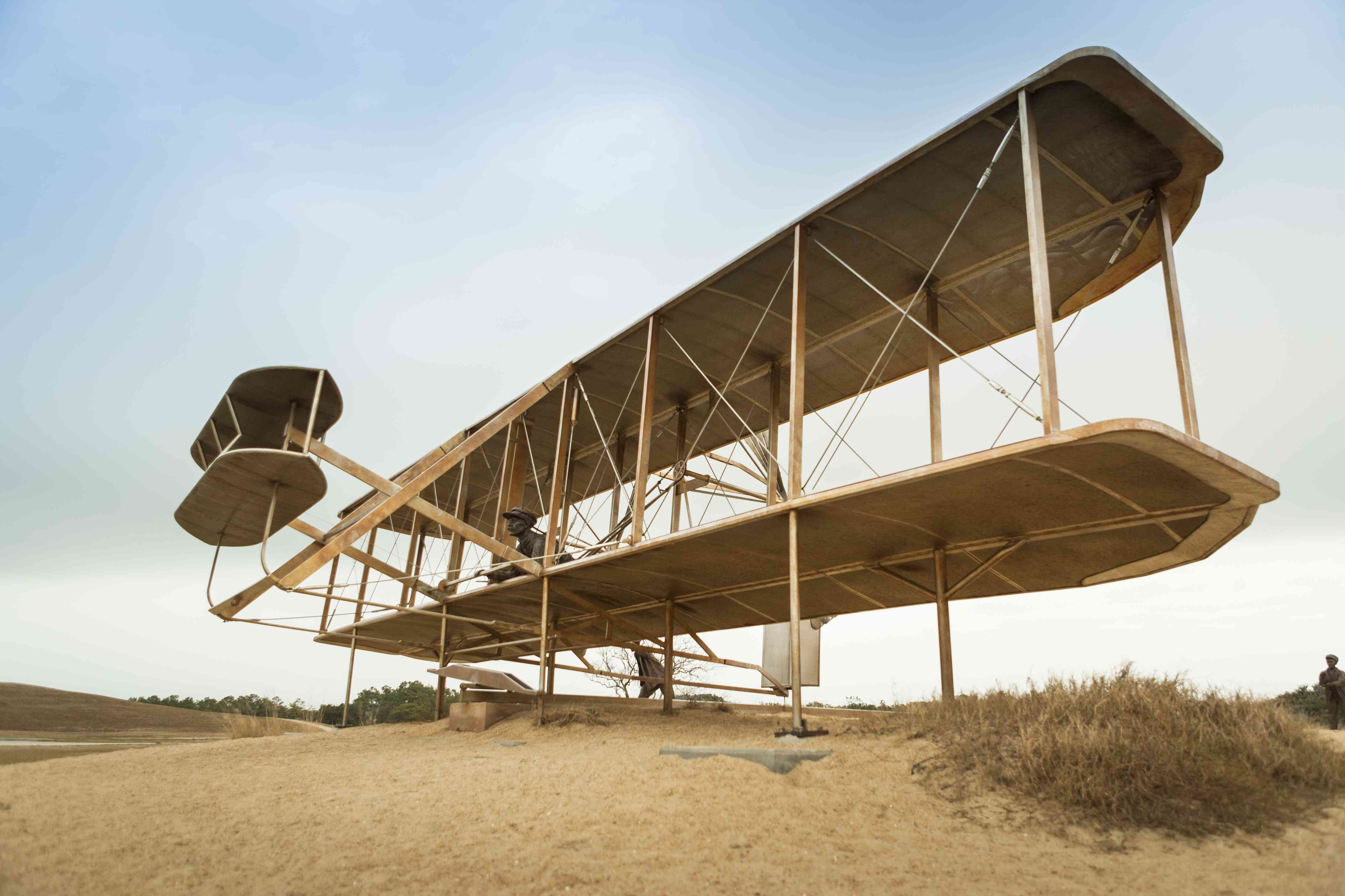 Wright Brothers Memorial Kitty Hawk