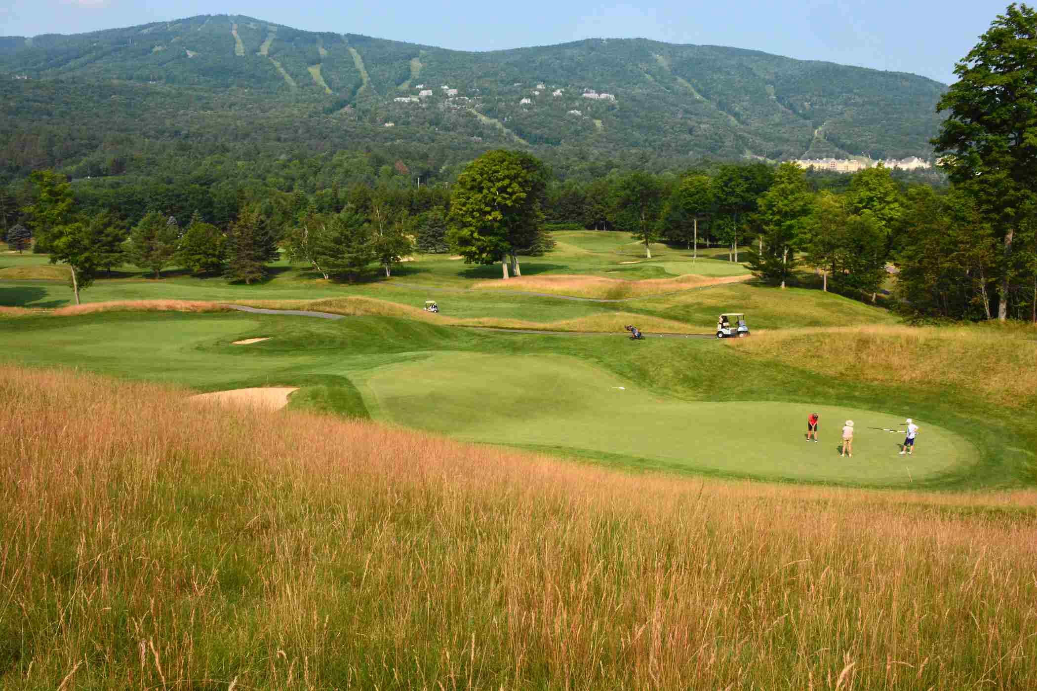 Okemo Golf Course VT