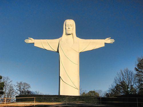 Christ of Ozarks