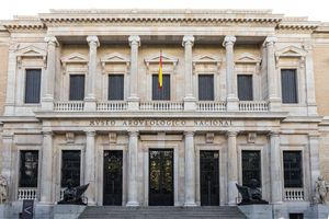 National Archaeological Museum in Madrid, Spain