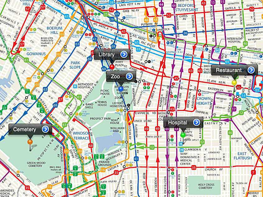 Offline Map Of New York For Android.Download Free Maps With Avenza Maps App