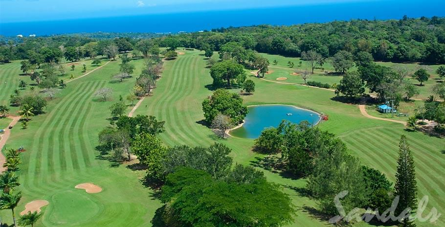 Sandals Golf Club, Ocho Rios, Jamaica
