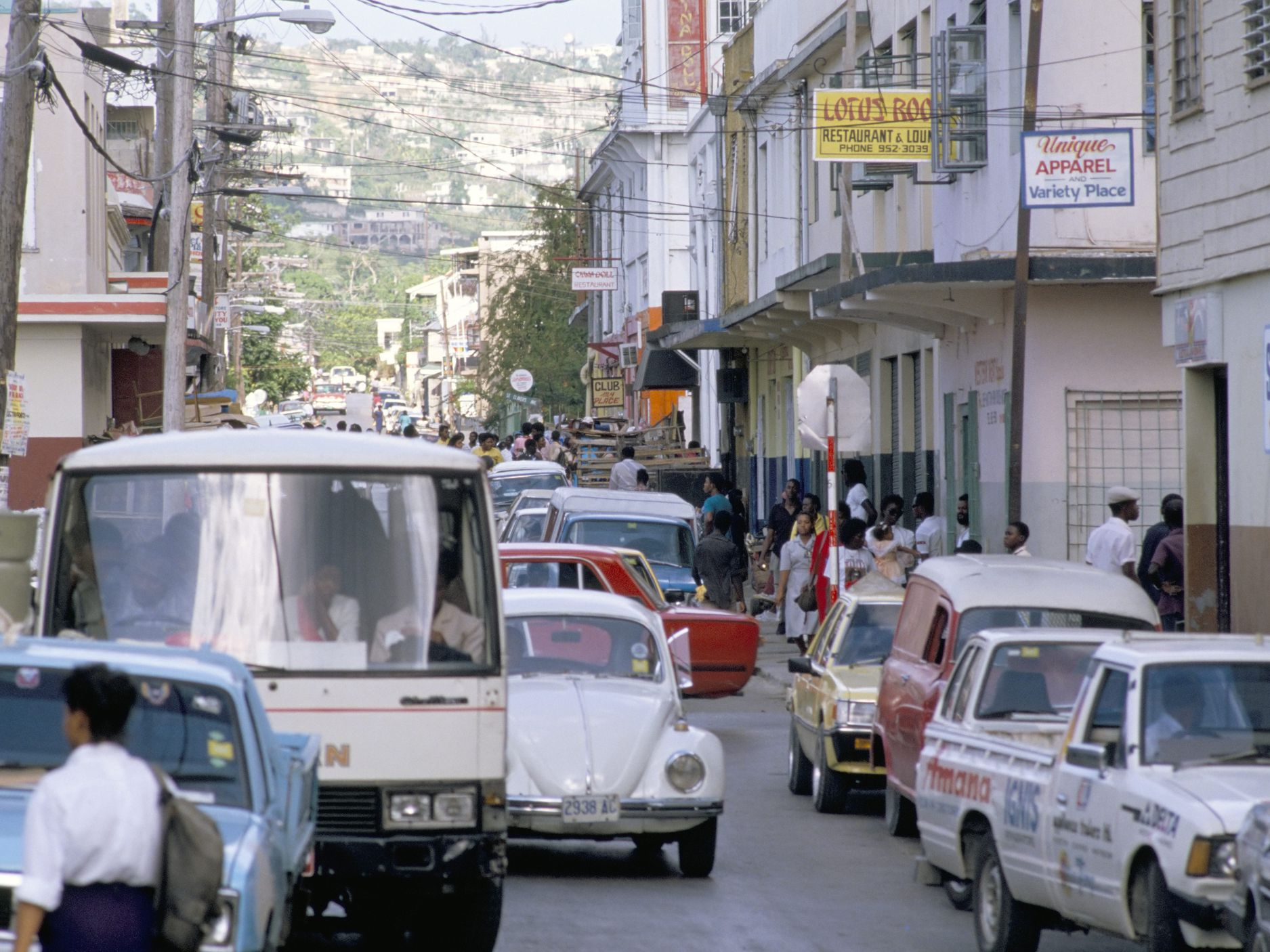 Getting Around Jamaica on Public Transport